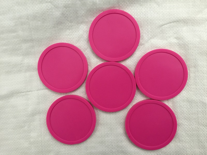 Free shipping 6pcs/lot pink Air hockey table pusher puck 82mm 3.25 mallet GoalieSFree shipping 6pcs/lot pink Air hockey table pusher puck 82mm 3.25 mallet GoalieS