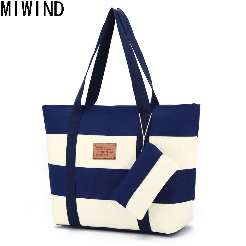 2017 Casual Women Bags Ladies Hand Canvas Handbag High Quality Casual Tote Bags Shoulder Bags Women Messenger Bag TLS1210