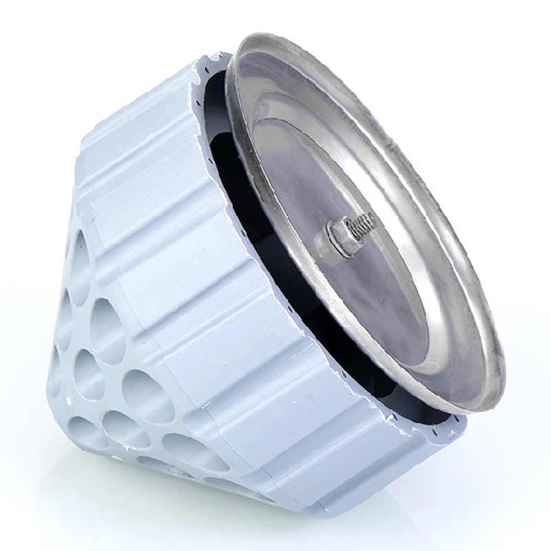 Rotativa ferramenta de laboratório Dental bur caixa caixa de armazenamento titular bur moagem cabeça