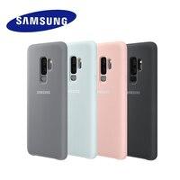 100 Original Samsung Silicone Cover Case For Samsung Galaxy S9 S9 S9 PLUS G960 G965 Anti