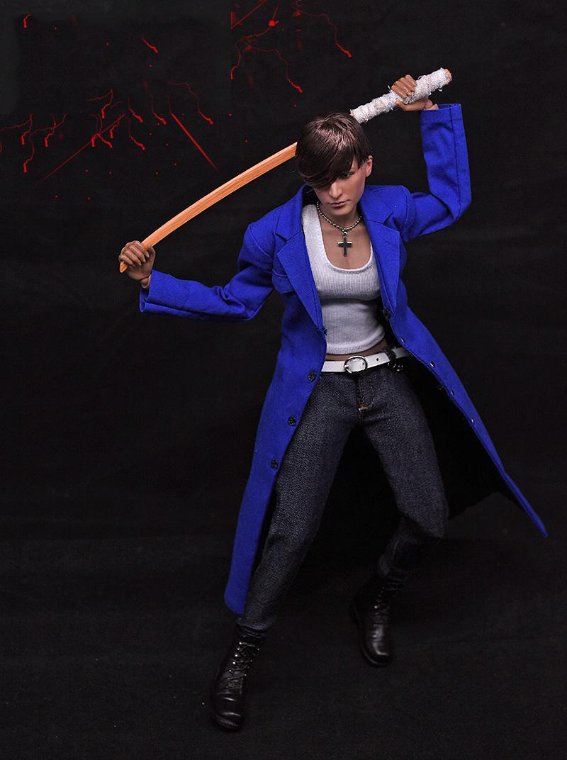 FS007 1/6 Bad Killer Girl Full Set Action Figures Toys Gifts Collections 1