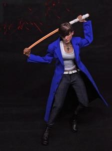 Image 1 - FS007 1/6 Bad Killer Girl полный набор Фигурки игрушки подарки коллекции