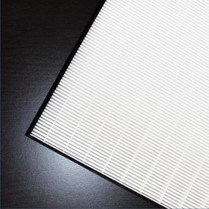 Image 4 - Purificador de ar para filtro de carbono, para filtro de carbono afiado KC D50 KC E50 KC F50 KC D40E hepa 40*22*2.8 + 40*22*1cm