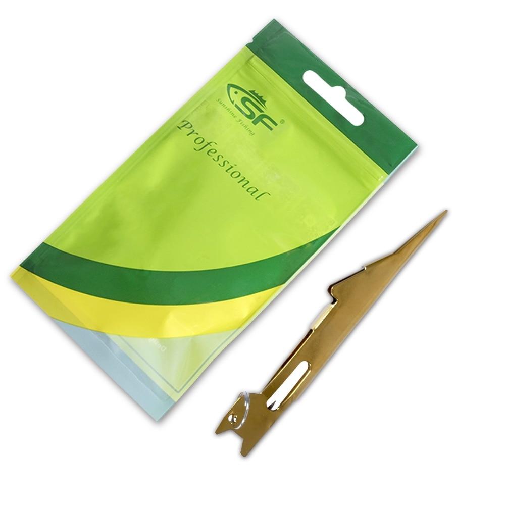 1 kos NAIL KNOT TYER Tie-Fast Knot Tyer Fly Fishing Fishing Tool Tie - Ribolov