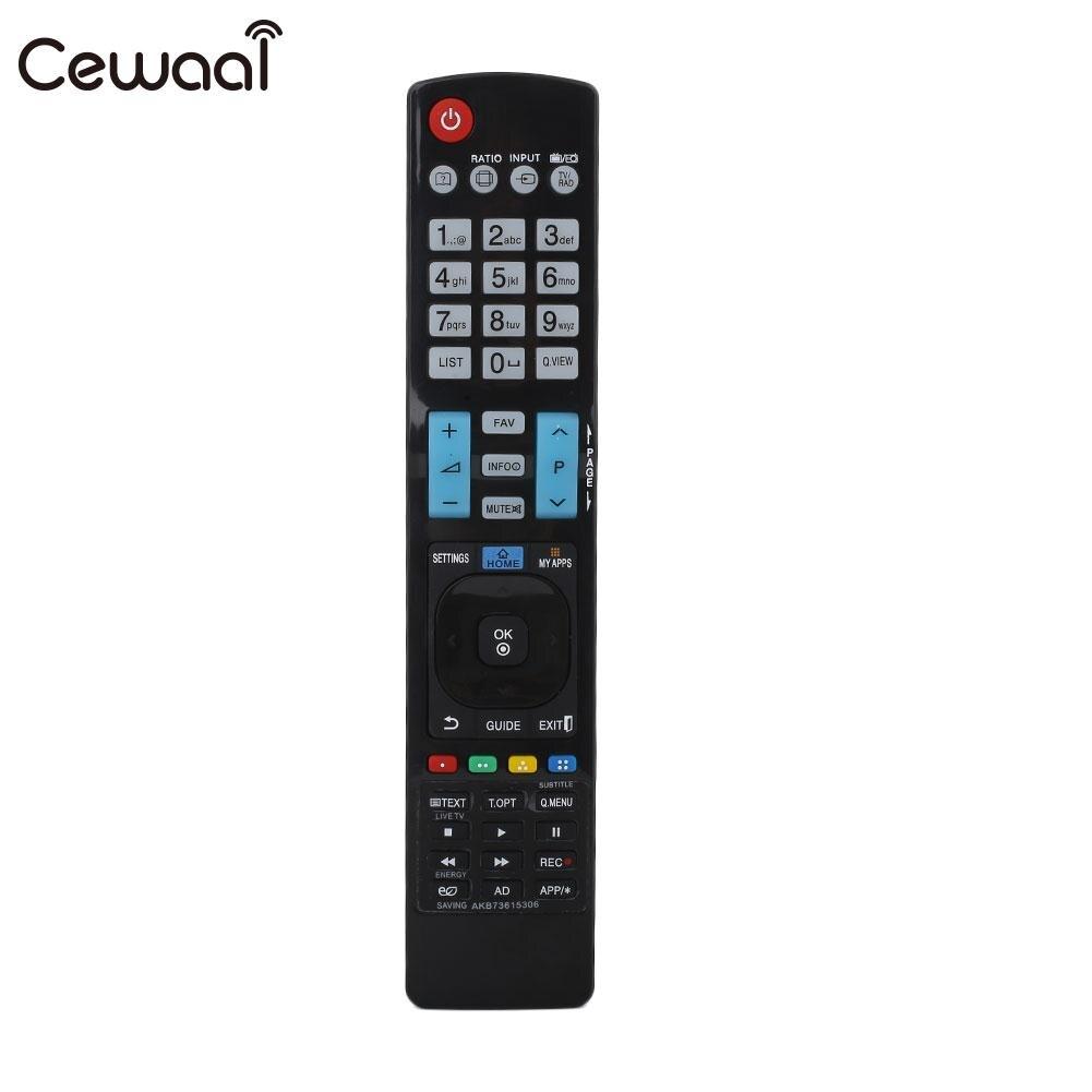 Лидер продаж 433,0 мГц управление Лер ТВ дистанционное управление ИК умные телевизоры запчасти интимные аксессуары для LG akb73615306 универсальн