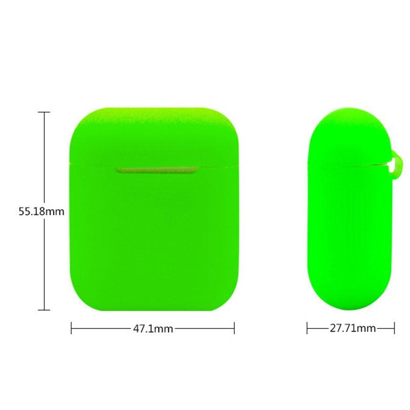Portable Audio & Video Earphone Accessories I11 Tws Air Pods Ear Pods Cover I12 Tws Silicon Case I7s I8 Funda I10 Tws Case For Apple Airpods I9s-tws Earpods Silicon Coque