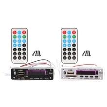 цена на MP3 Decoder Board Bluetooth Speaker Remote Control SD Card USB MP3 WMA APE WAV FLAC