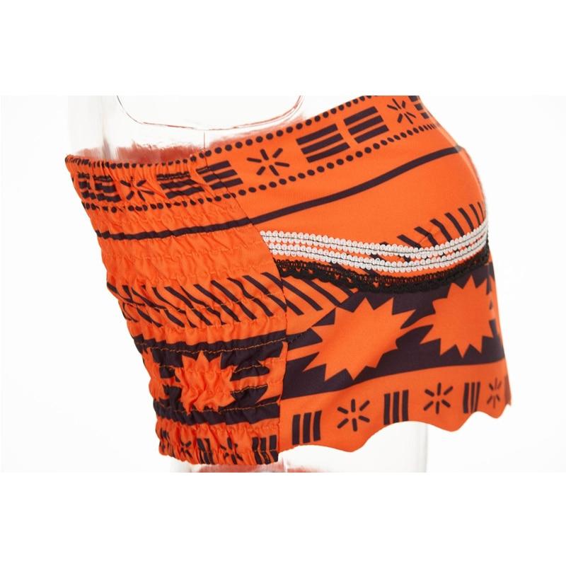 Image 5 - Adult/child Moana Costume Movie Cosplay Princess Party Corset Skirt Belt Custom Made