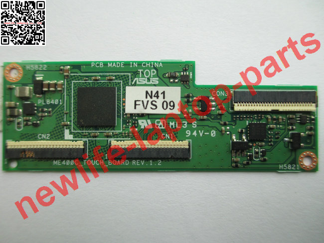 ФОТО original laptop ME400C ME400CL TOUCH CONTROL BOARD ME400C_TOUCH_BOARD 34YFCTB0000 60-OK0XTC1000 test good free shipping