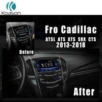 Koason GPS Navigation 8Screen Android OS 2+32g for Cadillac ATS ATSL XTS SRX CTS 2013 2018 Car Video Audio Multimedia Player