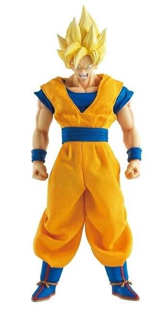 18 cm Dragon Ball Z Super Saiyan goku Action Figure PVC coleção figuras brinquedos brinquedos para presente de natal
