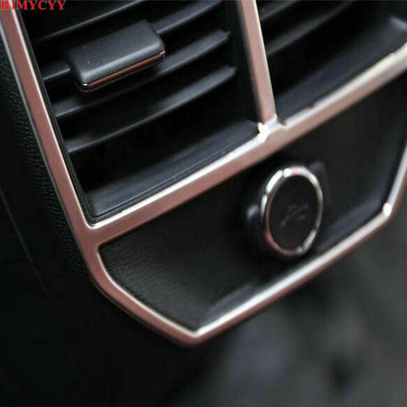 BJMYCYY masina de styling Fit pentru 2017 Peugeot 5008 3008 GT - Accesorii interioare auto