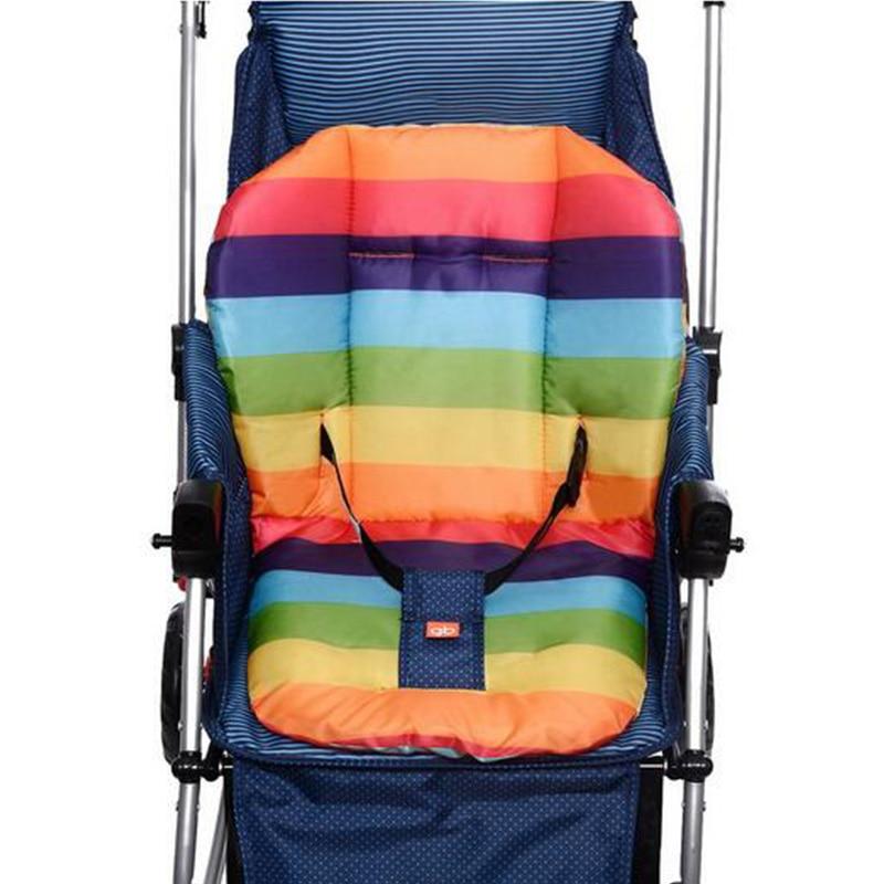 Activity & Gear Baby Cartoon Animal Stroller Cushion Seat Cover Baby Diaper Pad Seat Pad Cotton Baby Stroller Mat Mattress Pram Stroller