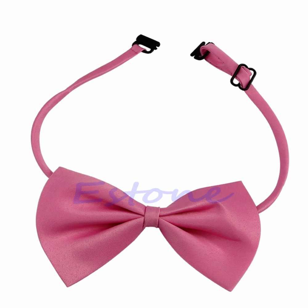 ¡Caliente! Ropa de cuello de corbata para estudiantes adultos a la moda