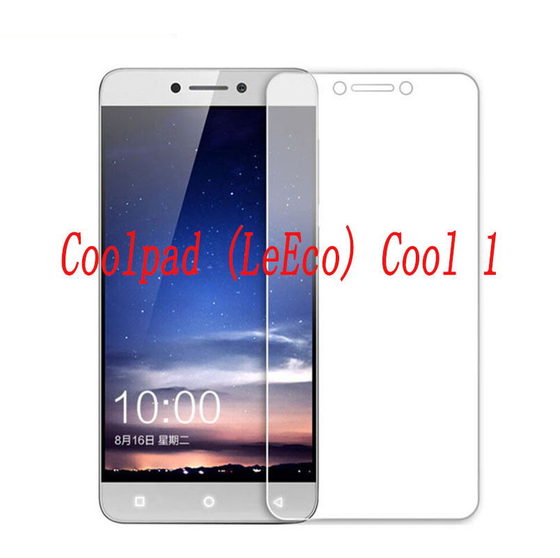 Smartphone Tempered Glass for Coolpad (LeEco) Cool 1 9H Explosion-proof Protective Film Screen Protector cover phone Cool1 C103(China)