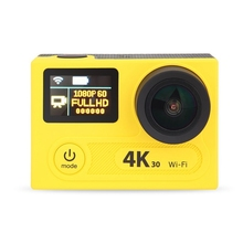 "Eken H8R WiFi Action camera Ultra HD 4K Video Sports Cameras 2"" LCD Dual Screen Mini Camcorder Diving 30M Waterproof camera"