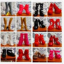 O for U 30 парт/лот игрушка оригинальные высококачественные красивые сапоги в смешанном стиле туфли для кукол монстров наряды для кукол монстровmonster doll shoesdoll shoesshoes for dolls  АлиЭкспресс