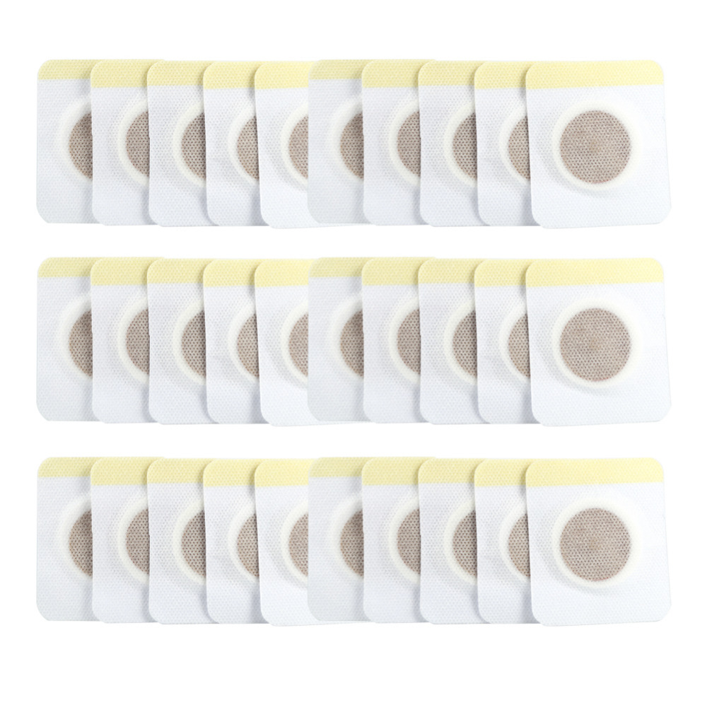 30PC/50PC/100PCs New Slimming Navel Stick Belly Burning Fat Weight Loss Detox Adhesive Sheet Pad Shaper Body Beauty Slim Patch