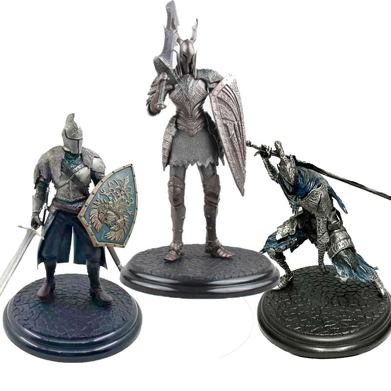 DXF Faraam Dark Souls Oscar Knight of Astora Action Figure Toy Sculpt Statu BULK