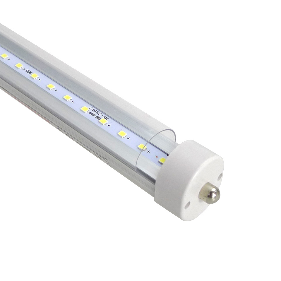 24m 8ft fa8 single pin t8 tube fluorescent led light tube 8 ft 24m 8ft fa8 single pin t8 tube fluorescent led light tube 8 ft 8feet 8 foot 45w repalcement lamp smd2835 led tube light in led bulbs tubes from lights arubaitofo Gallery