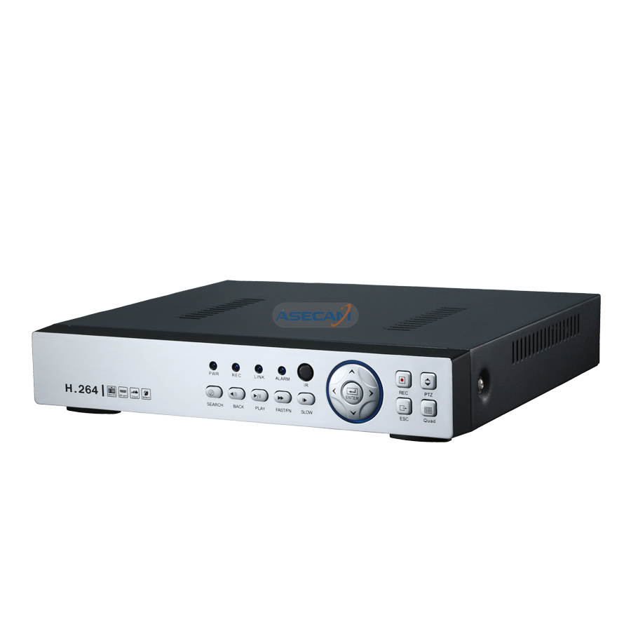 Image 3 - Super New 8CH AHD DVR AHD H HD 1080P Video Recorder H.264 CCTV Camera Onvif Network 8 Channel IP NVR Multilanguage With Alarm-in Surveillance Video Recorder from Security & Protection