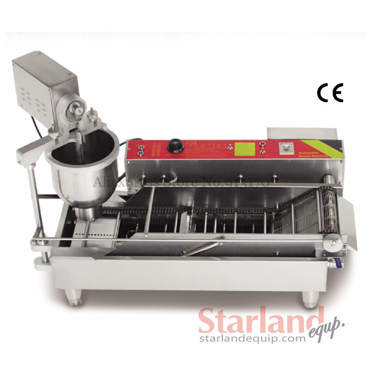 Auto Donut Machine Commercial Electric Cake Donut Maker high quality  new product  220V 50hz 110v 60hz new design high quality electric shell plastic mold maker in china