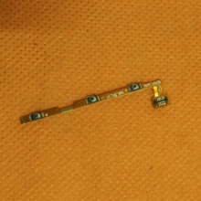 Original Power On Off Button Volume Key Flex Cable for Elephone S7 Hel