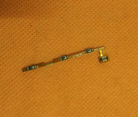 Original Power On Off Button Volume Key Flex Cable For Elephone S7 Helio X20 Deca Core