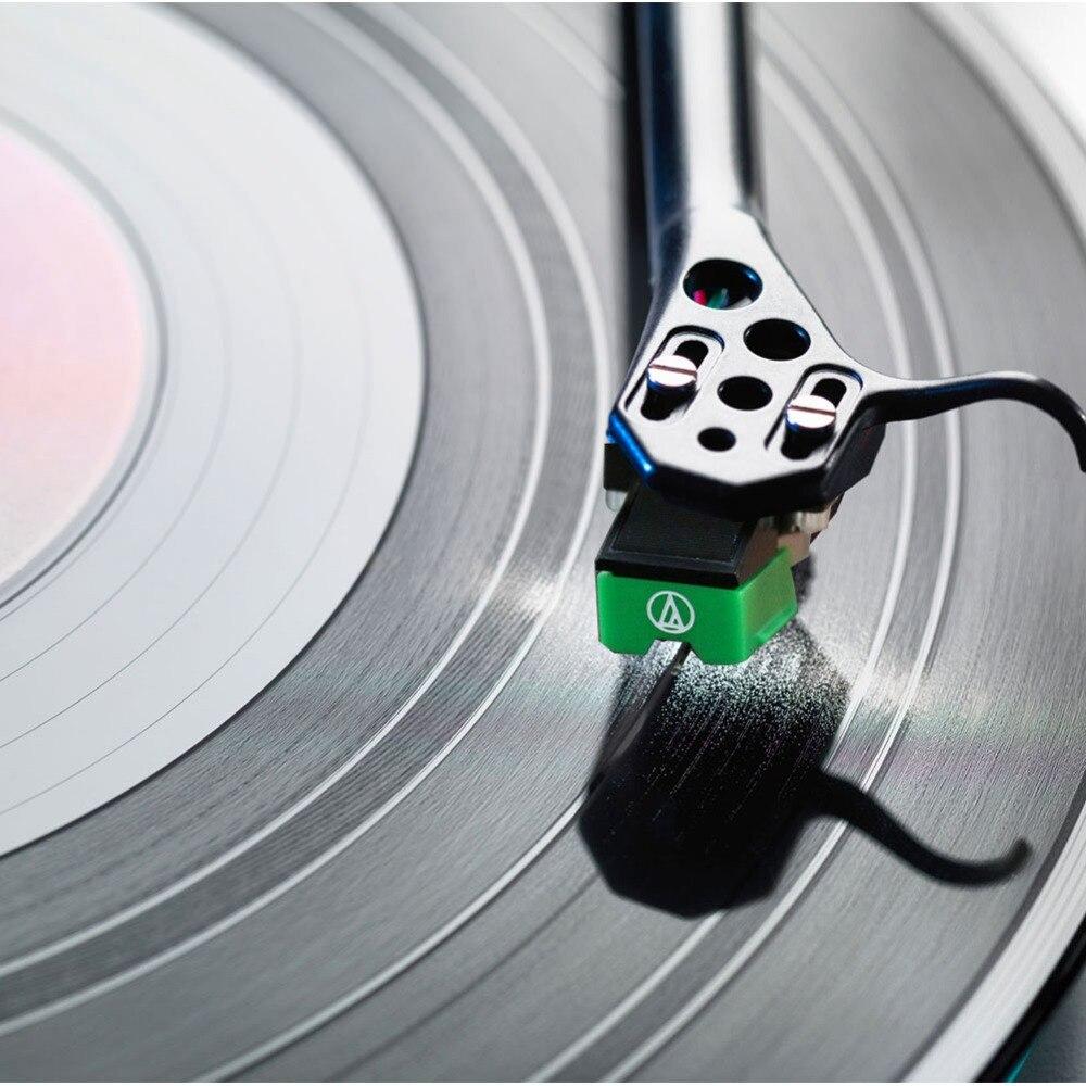 Plattenspieler Stylus 3 Geschwindigkeit 13mm Pitch Rekord Patrone Hohe Qualität Vinyl Stylus Für At95e Verbraucher Zuerst Unterhaltungselektronik