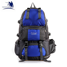 Free Knight 50L Outdoor Climbing Bag Waterproof Tourist Travel Mountain Backpack Trekking Camping Hiking Sport Bags TFK0218