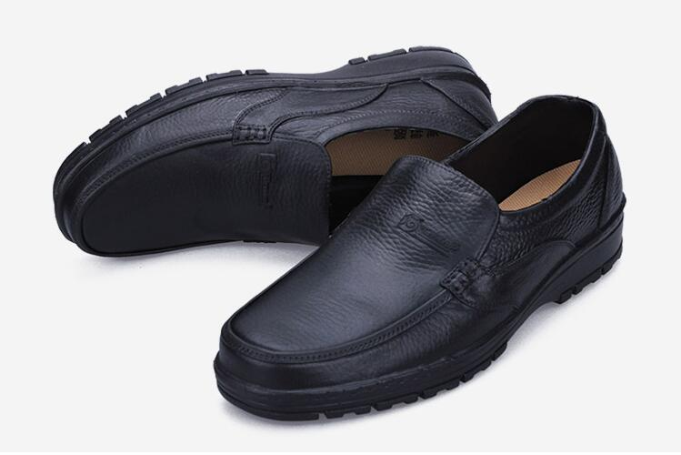 plus size waterproof work wear shoes chef shoes for men-in ...
