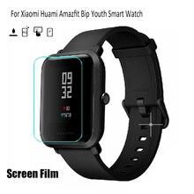 2pcs For Amazfit Bip Protector Film for Xiaomi Huami Amazfit Bip Youth Watch Screen Protector Film