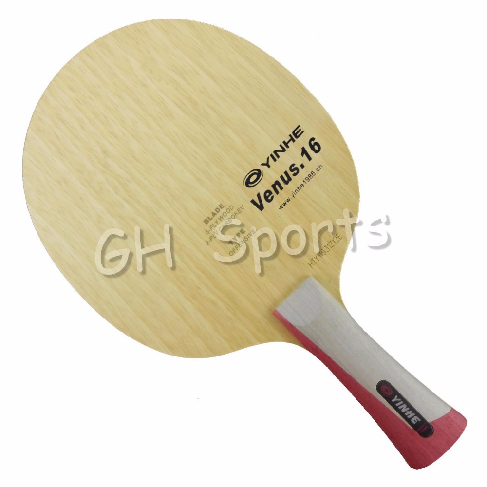 Yinhe Venus.16,V16,V 16 blue aryl carbon Table Tennis Blade