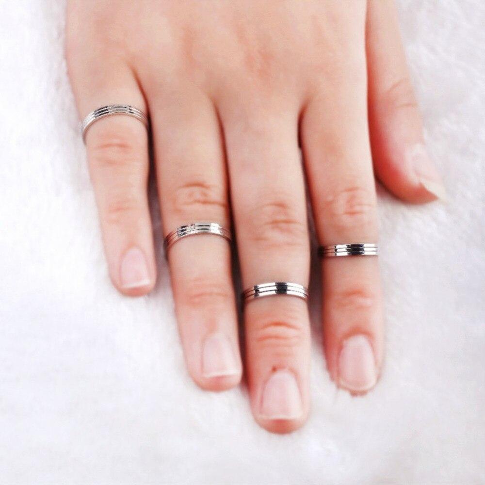 Simple Circle Rings