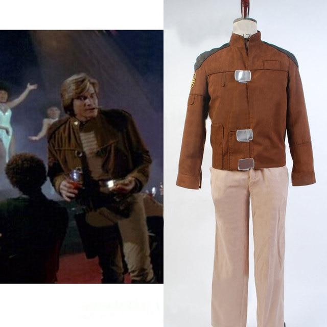 Battlestar Galactica Cosplay Colonial Warrior Viper Pilot Jacket Cosplay  Costume Uniform
