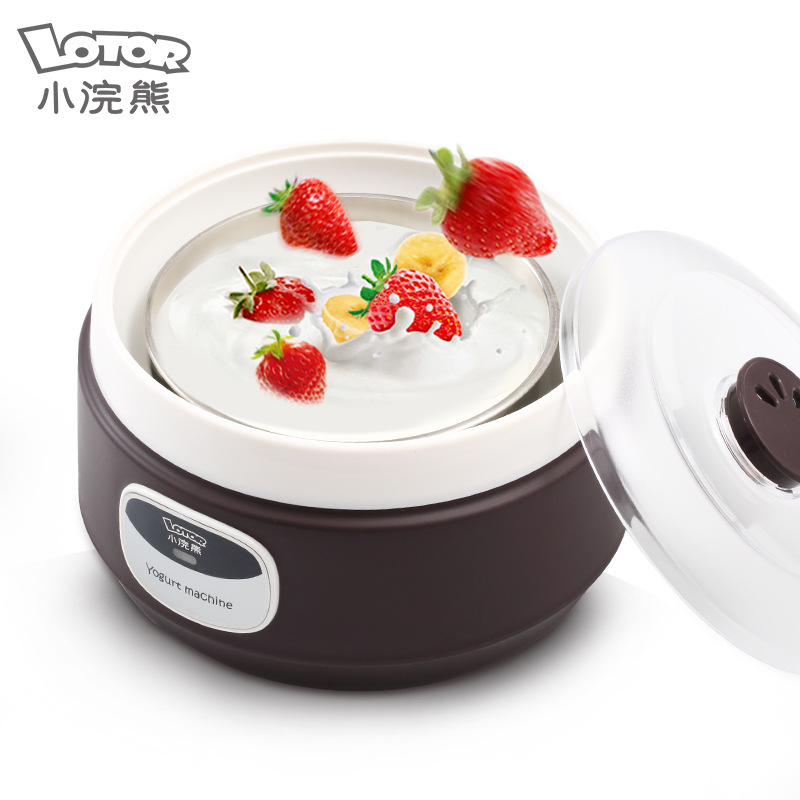 Yogurt Machine Probiotics Food Machine Natto Machine Rice Wine Machine Household Multifunction Small Computer Control image