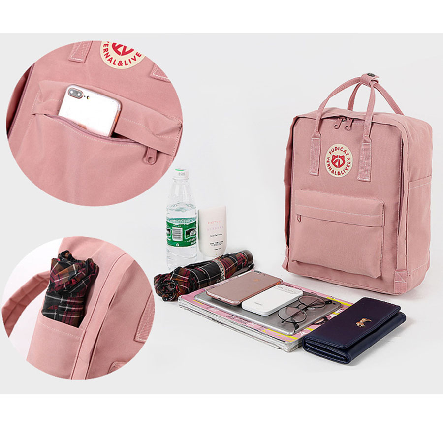 2018 Mochila Kanken Backpack Arrival Children Waterproof Kanken Classic  Mini Backpacks Travel Bag Backpack SchoolBag-in Backpacks from Luggage    Bags on ... 54f0cbf27ad33