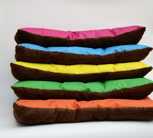 New Candy Color Dog Mat Pet Cushion 5colors Onesize Beds For Dog