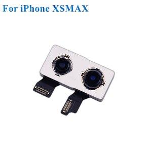 Image 5 - Originele Nieuwe Voor Iphone X Xs Max Xr Back Camera Module Flex Kabel Voor Iphone Xsmax Terug Camera Vervanging Deel 100% Getest Ok