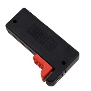 Image 2 - THGS testeur de batteries numérique universel Portable, vérificateur de batterie, Volt, bouton AA 9V, plusieurs tailles, BT168