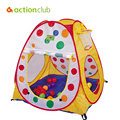 2015 Kids Tent Casa Play Tent Teepee Children Outdoor Toys Kawaii Game Playhouse For Children Foldable Sports Beach Tent HT2742