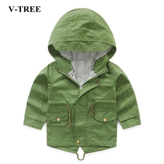 9ffbe1c40 Vtree Children Jcaket Baby Boys Jacket Hoodies cute fish print coat ...