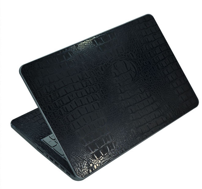 Laptop Metal Brushed Skin Sticker Guard Protector For MSI GE72
