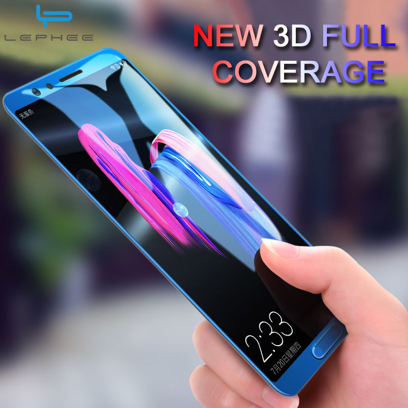 For Huawei Honor View 10 Tempered Glass 3D Screen Protector Protective Glass On Honor 8X View 20 Honor 10 Lite 20 Pro 8x 10i 8 x-in Phone Screen Protectors from Cellphones & Telecommunications