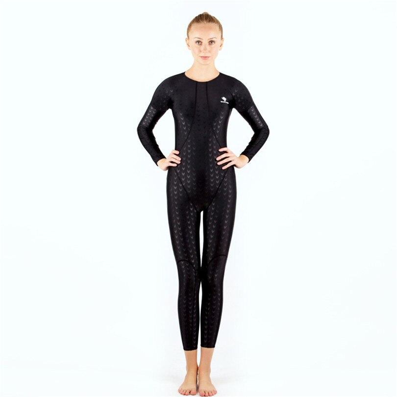Long Sleeve Girl Bathing Suit