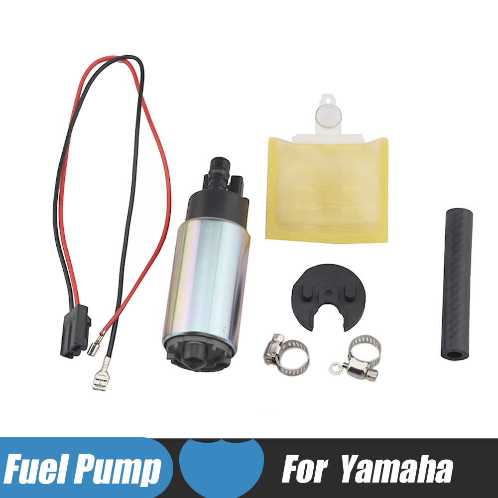 Hot Sale Motorcycle Fuel Pump For Yamaha R1 R6 Fz6 Fz6r Fz09 Yzf600r Waverunner Filter Tdm 900 Fjr1300 Xt250 Xt660z Tenere Mt03 Gp1300 Gp1300r