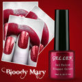Gel Len UV Gel Polish Bloody Mary Series Long Lasting Limited Sale Gel Lacquer 10ml Top Fashion