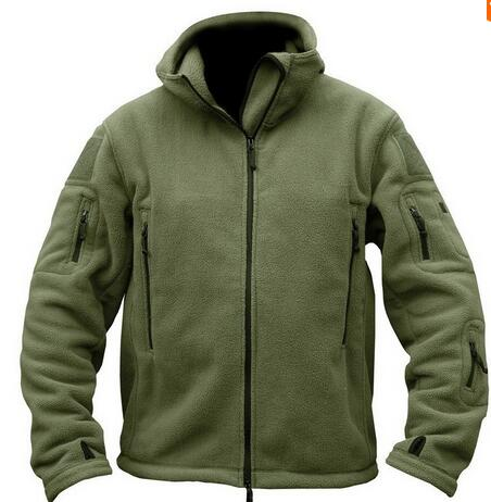 Lightweight Fleece Jacket - JacketIn