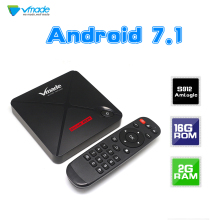 Vmade V9PRO TV BOX Android 7.1 OS Smart TV Box 2GB 16GB Amlogic S912  Quad Core Cortex 1.5 Hz Set top box 1GB 8GB WiFi IPTV