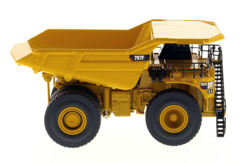 1//125 DM Caterpillar Cat 797F Mining Truck Elite Diecast #85536
